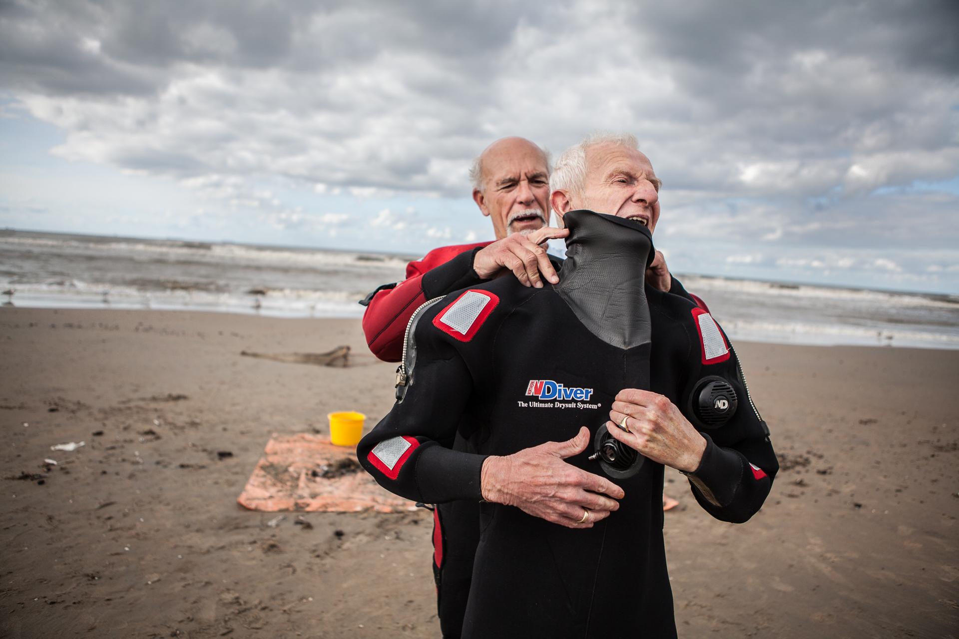 Hans und Frans - Krabben ganz Privat