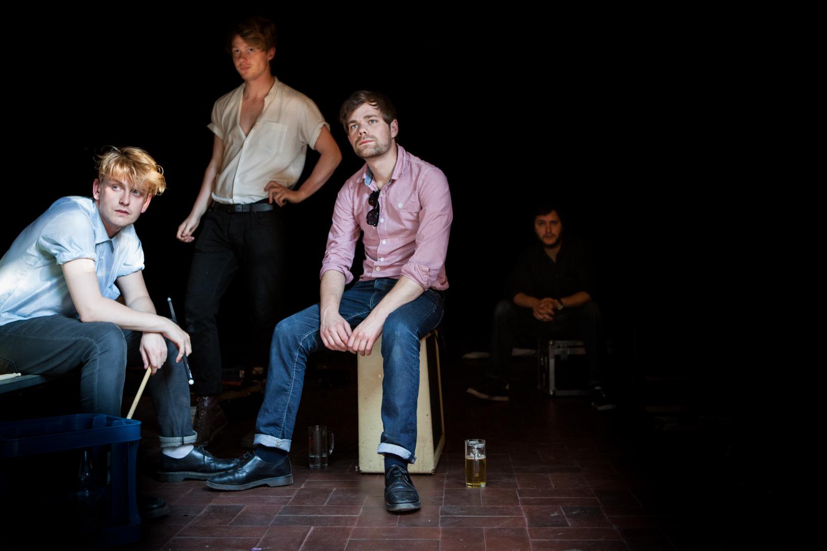The Crookes, britische Indie-Pop-Band