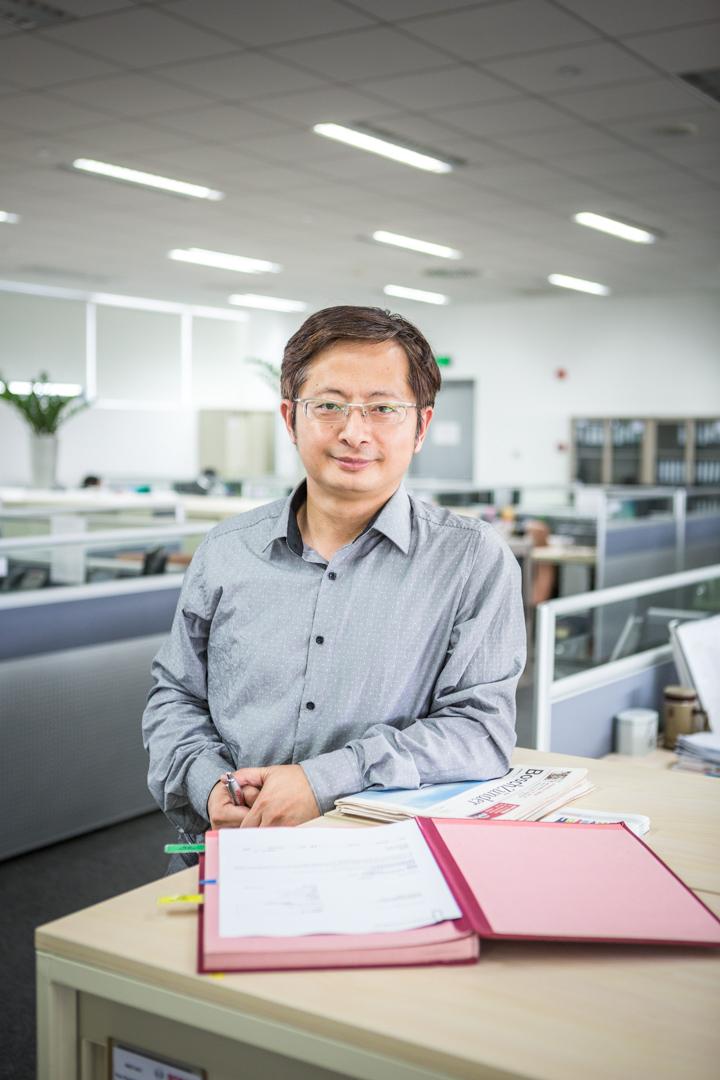 Leiter eines Büros von Bosch in Hangzhou, China