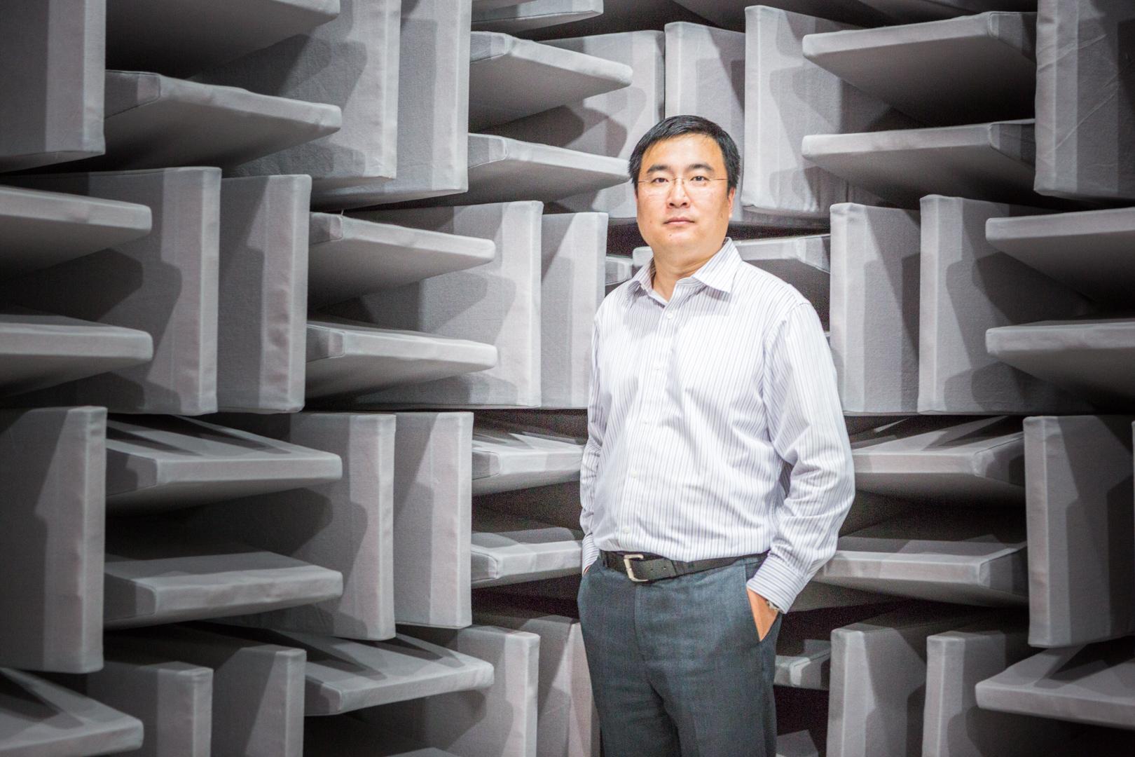 Werksleiter von Bosch in Hangzhou, China