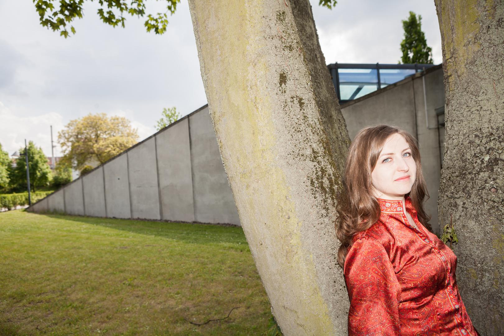Debra Noe, Mitarbeiterin der Hochschule Hannover