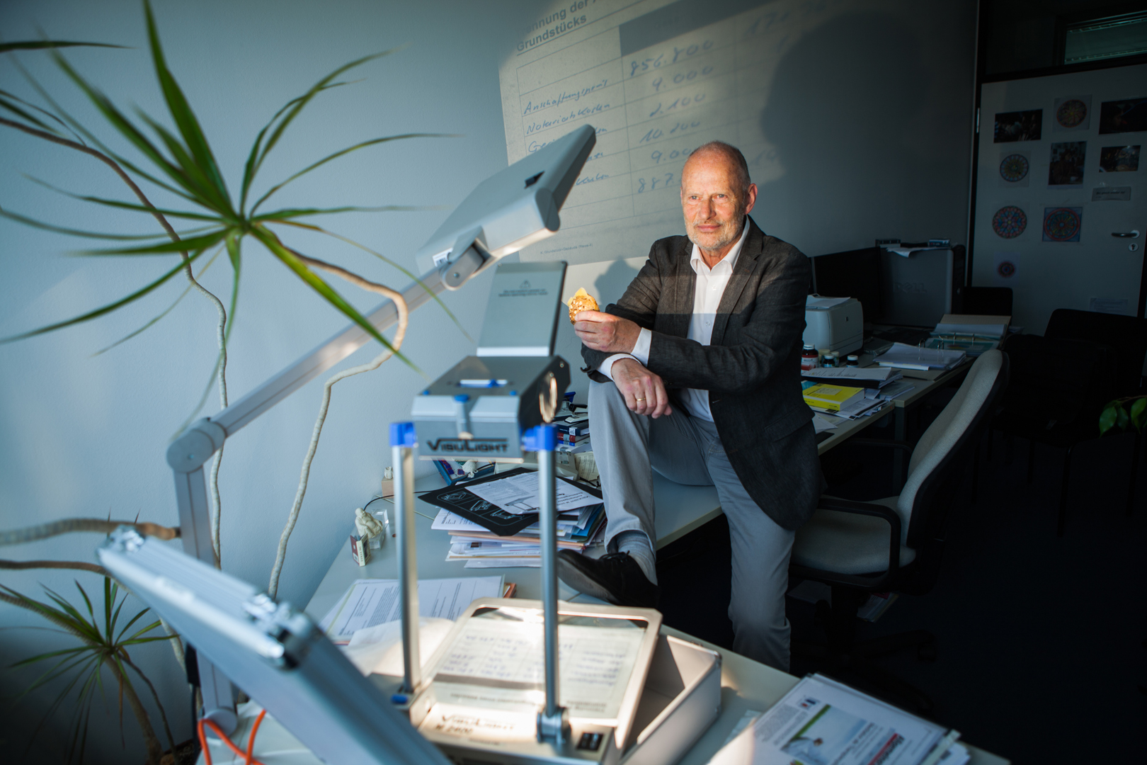 Prof. Dr. rer. pol. Klaus Kairies, Hochschule Hannover